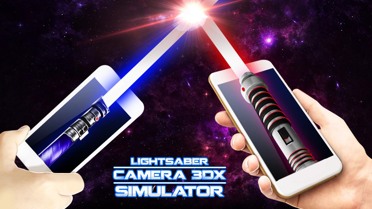 Lightsaber Camera 3DX Simulato- screenshot