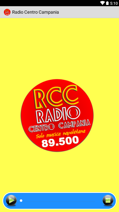 Radio Centro Campania- screenshot