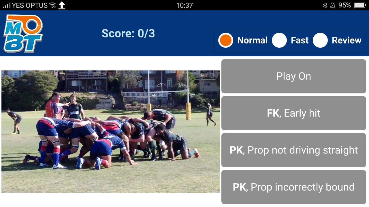 Scrum- screenshot