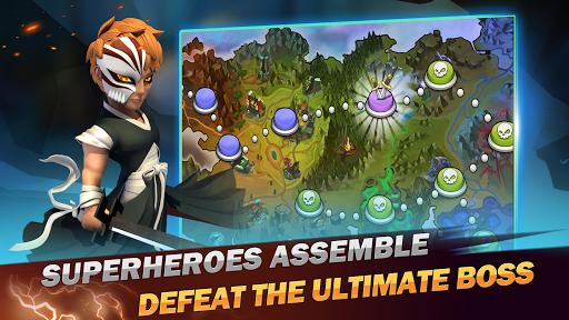 AFK Heroes: Idle Arena - Peak Battle 1.0.0 Mod screenshots 4