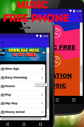 How to download free songs on my phone