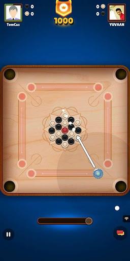 Carrom Master : New Carrom Board Pool Game 1.0.01 screenshots 2