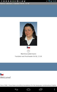Martina Ledermann Translator- screenshot thumbnail