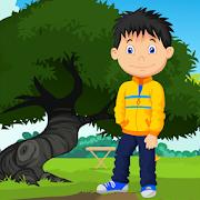 Style Boy Rescue Kavi Escape Game-319