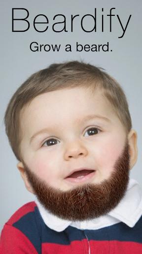 Screenshot for Beardify - Beard Photo Booth in Hong Kong Play Store