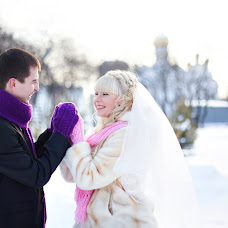 Wedding photographer Natalya Bogomyakova (nata28). Photo of 14.02.2014