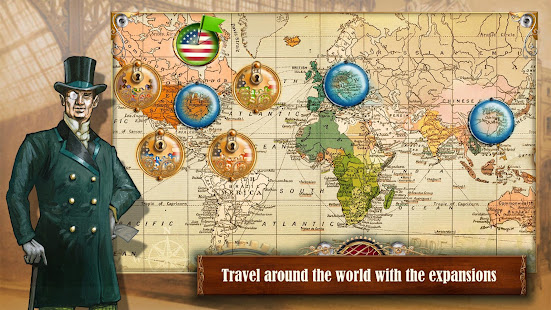 Ticket To Ride Asia Map.Ticket To Ride Apps On Google Play