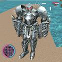Flying Dragon Robot Simulator :Transformation War icon