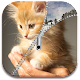 Cat Screen Lock Zipper
