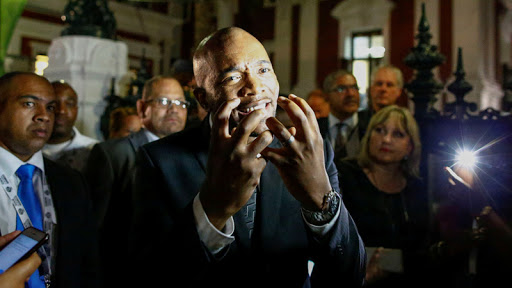 Pressure mounts on Mmusi Maimane after DA CEO resigns