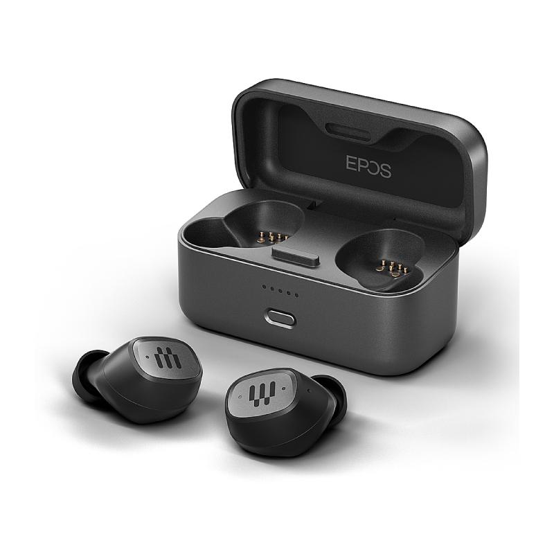 หูฟังไร้สายเสียงดีจาก EPOS GTW 270 True Wireless 1