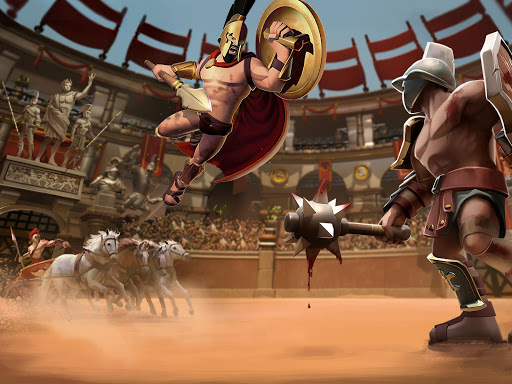 Gladiator Heroes - Fights, Blood & Glory 2.6.0 Screenshots 8