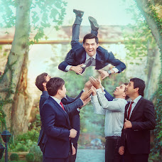 Wedding photographer Ravshan Abdurakhimov (avazoff). Photo of 28.10.2018