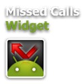 Missed Calls Widget icon