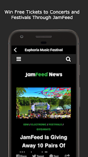 JamFeed- screenshot thumbnail