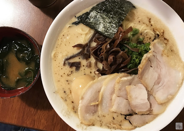台北哲麵林森店-來自東京的美味實惠優質拉麵店