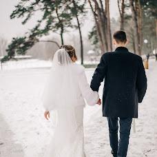 Wedding photographer Olga Cheverda (olgacheverda). Photo of 19.02.2018