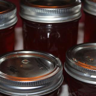 Apple Cinnamon Honey Jelly.