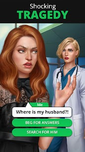 Tabou Stories Love Episodes MOD APK (Free Premium Choices) 4