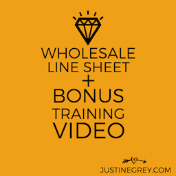 Line Sheet Template Bonus Training Video