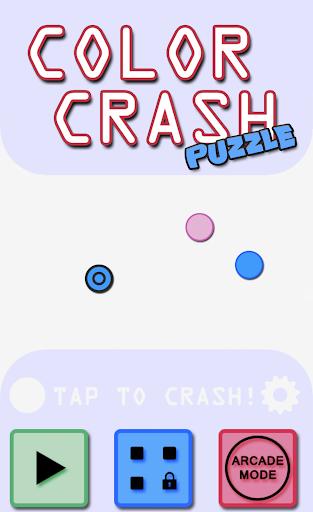 Color Crash Puzzle
