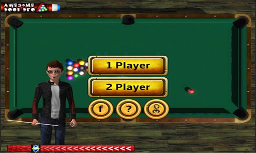Awesome Pool Pro Billiard Game