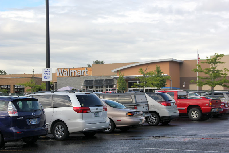 Photo: We headed to our local Walmart (#2477) to look for Seattle's Best bagged coffee.