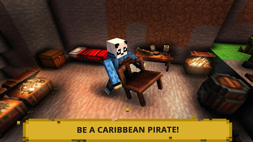 Pirate Crafts Cube Exploration for PC