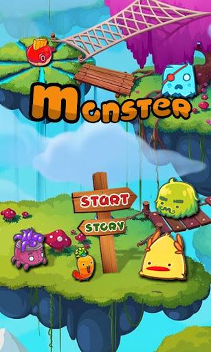 Monster Saga Puzzle Match 3
