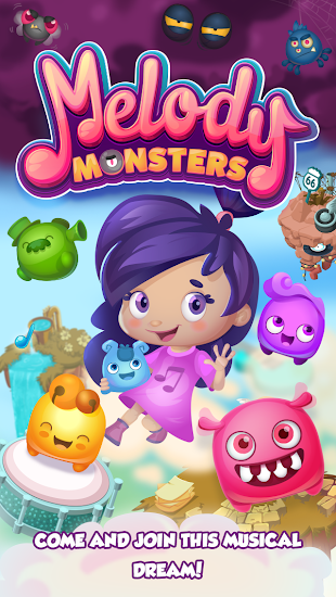 Melody Monsters- screenshot thumbnail