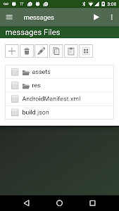 App Builder II screenshot 0