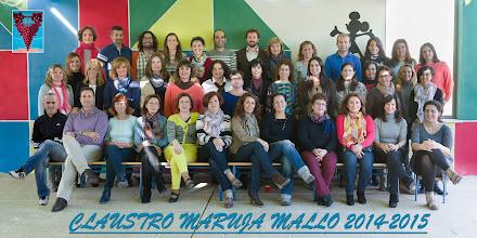 Photo: foto CLAUSTRO 2014-15