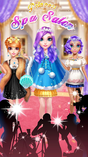 Princess Beauty Salon - Birthday Party Makeup  screenshots 16