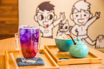 JieJie&UncleCat's Café | 爵爵&貓叔商行
