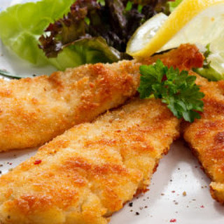 Breaded Fish Side Dishes Recipes