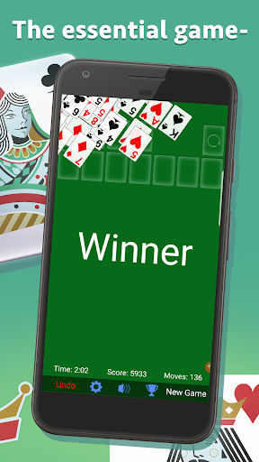 Solitaire 3.5.2.4 screenshots 3