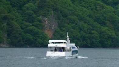 Photo: 遊覧船