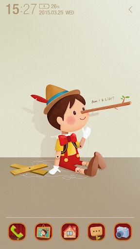 ピノキオ アトム テーマ