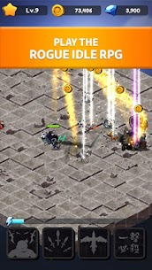 Rogue Idle RPG: Epic Dungeon Battle Mod Apk (Unlimited Gold) 6