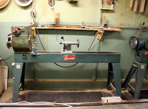 Photo: Lathes there...