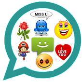 Chat Stickers for Whatsapp