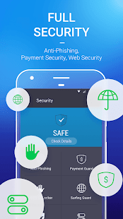 AMC Security - Clean & Boost & Antivirus Screenshot