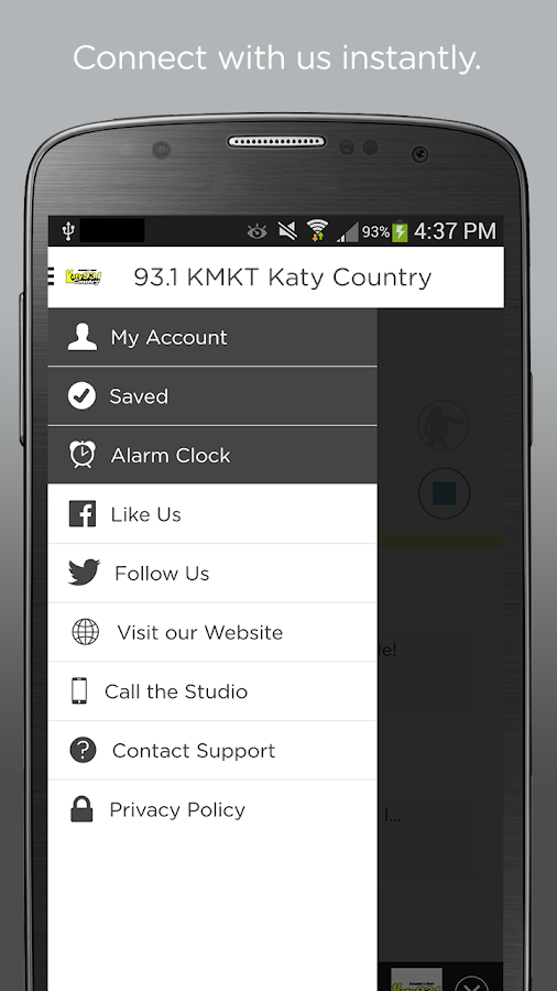 93.1 KMKT Katy Country- screenshot