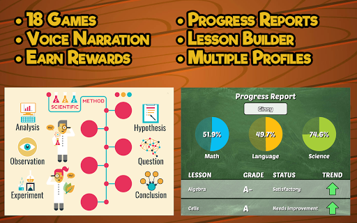 Fifth Grade Learning Games screenshots 15