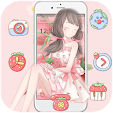 Pink Strawb.. file APK for Gaming PC/PS3/PS4 Smart TV