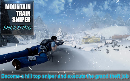 Mountain Train Sniper Shooting 1.2 screenshot 1113920