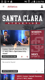 Santa Clara University Mobile- screenshot thumbnail