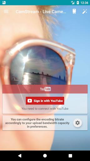 CamStream - Live Camera Streaming 1.0.3e screenshots 4