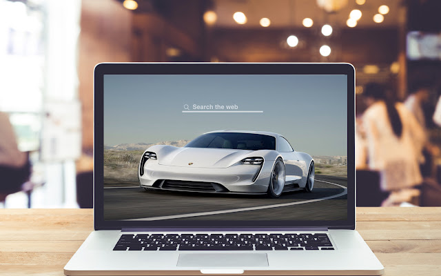 Porsche Taycan HD Wallpapers Car Theme