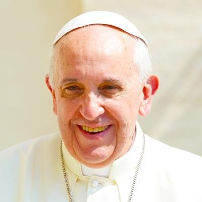 Đức Thánh Cha Phanxico trên Twitter từ 24/03-5/4, 2018